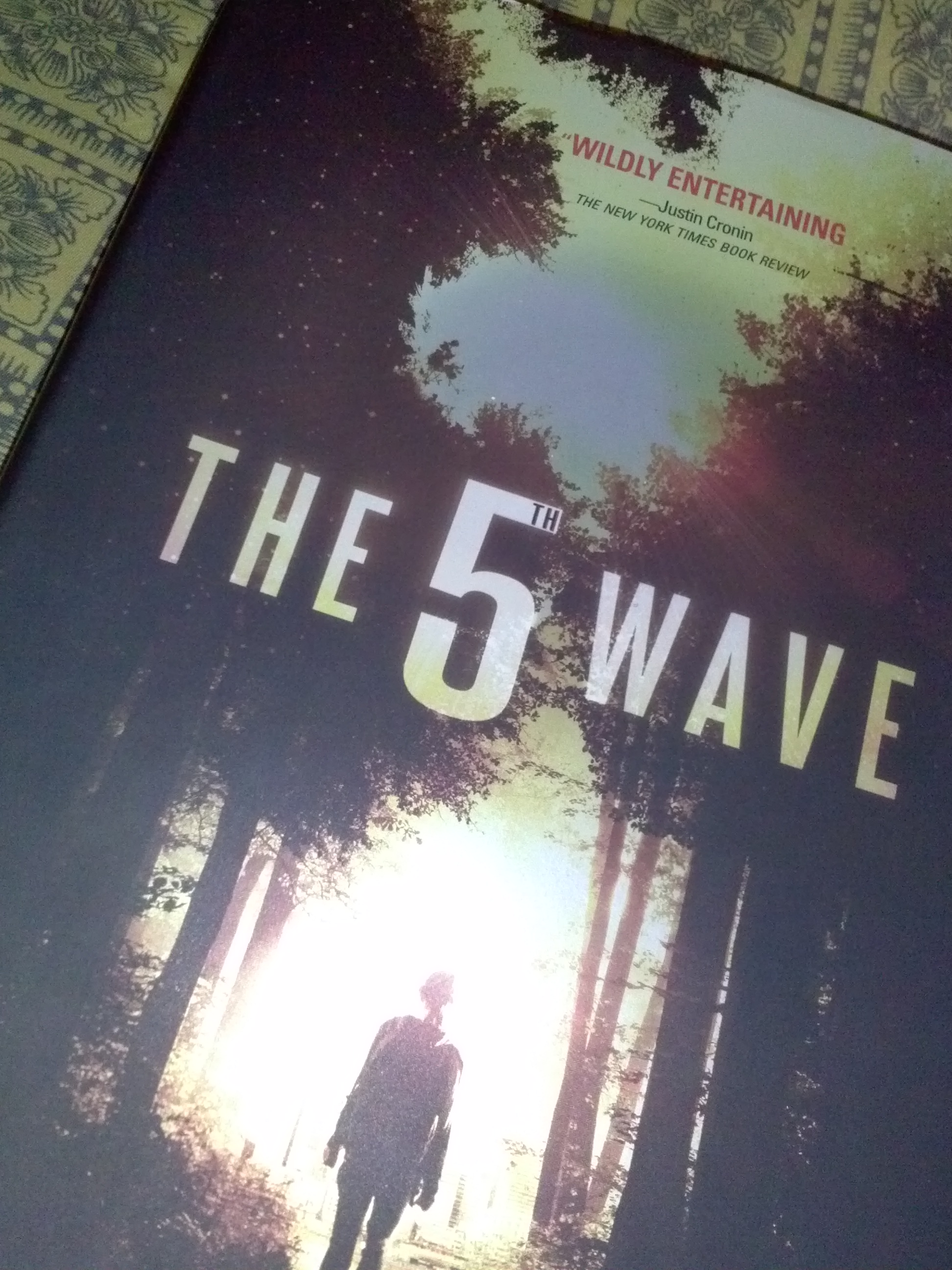 ✘The 5th Wave by Rick Yancey | Review✘ – wordsweheart