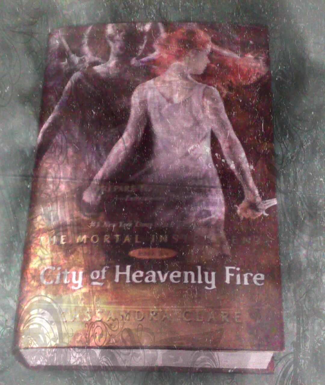 a review of the book the fire of heaven Find helpful customer reviews and review ratings for blood of heaven (fire of heaven trilogy book 1) at amazoncom read honest and unbiased product reviews from our users.