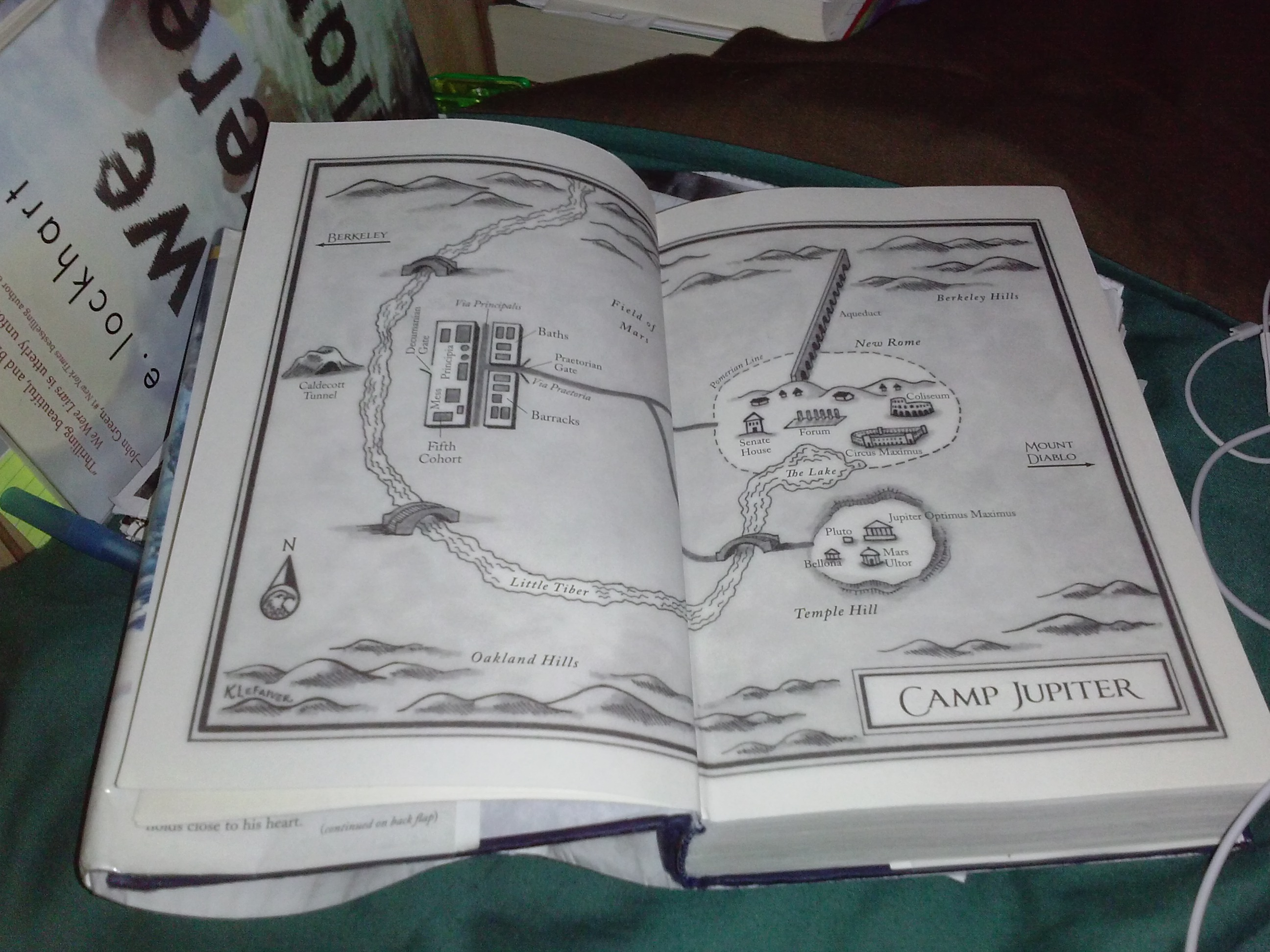The son of neptune heroes of olympus series book review theres a map at the beginning too image gumiabroncs Gallery